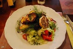 2010-06-27 - Assiette au Garlic Pub