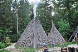 2010-07-16 - Les Hûtes, le sauna fume