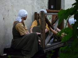 Les serveuses du Olde Hansa