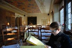 L'intérieur du Küüslaugurestoran Balthasar